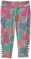 Crazy 8 Geo Active Cropped Leggings
