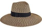 San Diego Hat Company Women's Mixed Ultrabraid Fedora UBL6493
