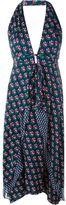 Diane von Furstenberg floral print 'Leyland' dress - women - Silk/Spandex/Elastane - 8