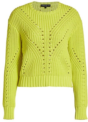 Generation Love Nadia Cable-Knit Sweater