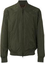 Woolrich shell bomber jacket - men - Cotton/Polyamide/Polyester - XL
