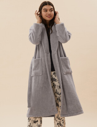 Marks and Spencer Cotton Dressing Gown