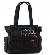 Skip Hop NEW SkipHop Forma Pack & Go Diaper Tote Bag Black