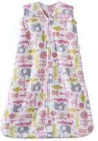 Halo SleepSack Wearable Blanket Microfleece - Pink Jungle (Medium)