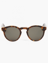 Cutler and Gross 1083 Matte Tortoiseshell Sunglasses