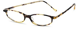 Corinne McCormack Women's Nicole Square Readers, 51mm