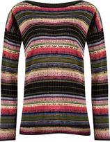 Cecilia Prado striped knitted blouse