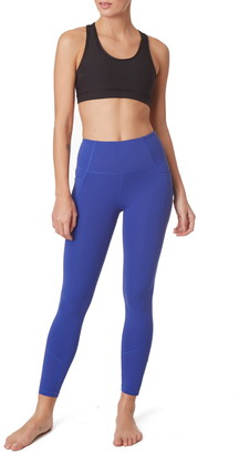 X By Gottex Sheila High Waisted Ankle Leggings