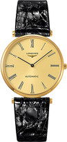 Longines L4.908.2.31.2 La Grande Classique gold watch