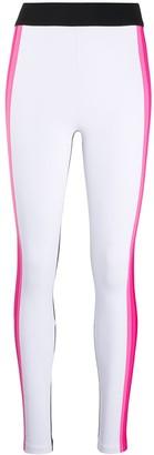 NO KA 'OI Side Stripe Panelled Leggings