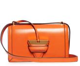 Loewe Barcelona small leather cross-body bag