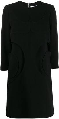 Courreges Shift Mini Dress