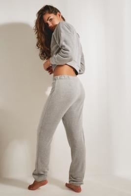 Out From Under Turner Joggers - Grey XS at Urban Outfitters