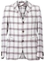 Tagliatore Blend Linen Jacket