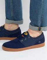 Emerica Figueroa Sneakers In Navy