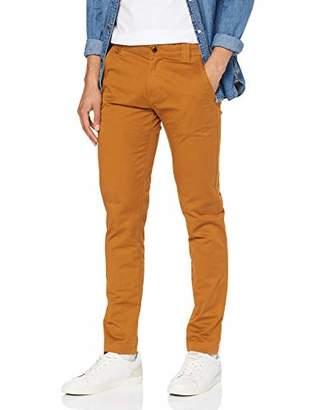 Tommy Hilfiger Men's TJM Scanton Chino Pant Trouser, (Majolica Blue 403), W30/L