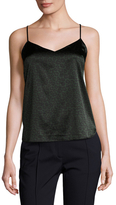 Stella-McCartney-Lingerie Ellie Leaping Silk Camisole