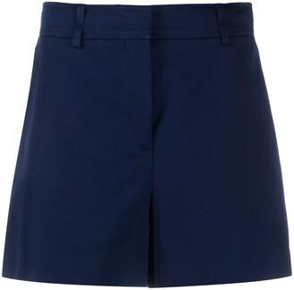 Emilio Pucci High-Waist Short Shorts