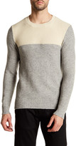 Gant Contrast Crew Neck Sweater