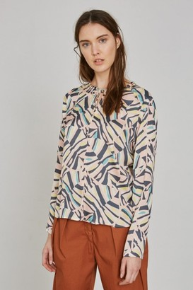 Sita Murt Digital Print Blouse - 10