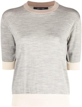 Sofie D'hoore Muse short-sleeve jumprt