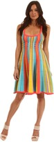 Kate Spade Striped Ariele Dress (Multi) - Apparel