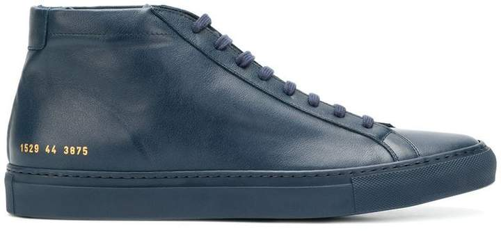 Common Projects Achilles high top sneakers