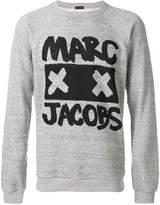 Marc Jacobs logo print sweatshirt