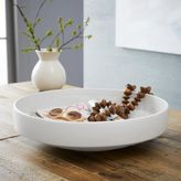 west elm Pure White Ceramic Centerpiece Bowl