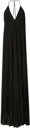 Dondup Halter-Neck Maxi Dress