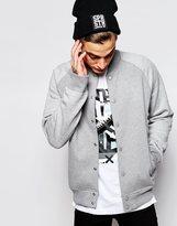 Adidas Originals Fleece Jacket - Grey