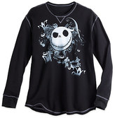 Disney Jack Skellington Long Sleeve Thermal Tee for Men