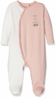 S'Oliver Baby Girls' 56.899.85.0737 Footies