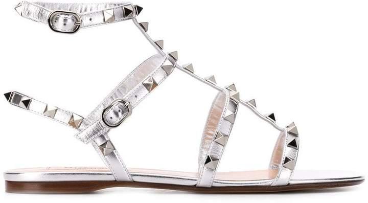 c8a4262bff3fc Silver Valentino Women's Valentino Silver Women's Shoes Shoes Shopstyle  qSUzLMGVp