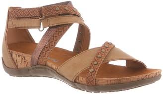 BearPaw Julianna Strappy Footbed Sandal