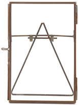 "Nkuku Danta Glass Frame - Antique Copper - Portrait 4"" x 6"" (10 x 15cm)"