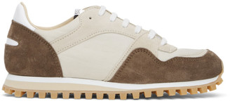 Spalwart Brown Marathon Trail Low Sneakers