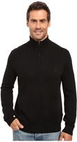 Nautica 9 Gauge 1/4 Zip Sweater