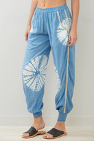 South Moon Under Tie Dye Beach Pant Blue Multi M