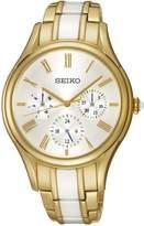 Seiko Women's SKY718 Stainless-Steel Quartz Watch