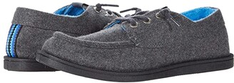 Quiksilver Harbor Dredged (Grey/Grey/Black) Men's Shoes
