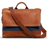 Shinola Men's 'Flap' Messenger Bag - Brown