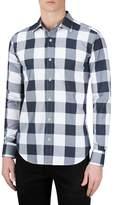 Bugatchi Men's Classic Fit Gingham Sport Shirt
