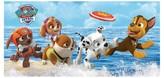 "PAW Patrol Beach Towel - Multicolor - (28"" X 58"")"