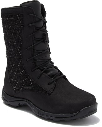 Baffin Alpine Waterproof Leather Snow Boot