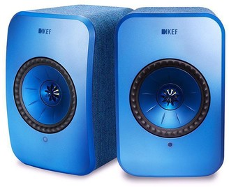 Equipment LSX Wireless Music System Blue