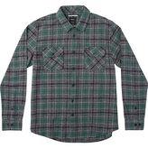 RVCA Lowland Long-Sleeve Flannel Shirt - Men's