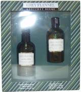 Geoffrey Beene Grey Flannel Cologne by for Men. 2 Pc. Gift Set.