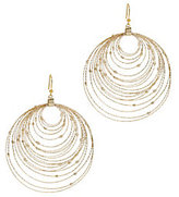 Rosantica Wire Circle Earrings