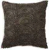 Donna Karan Beaded Decorative Pillow, 12 x 12 - 100% Exclusive